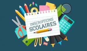 Informations report inscriptions – Ecole élémentaire Montmirail