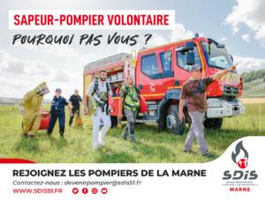 Recrutement sapeurs pompiers volontaires – SDIS